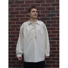 Koszula Arn, kremowy