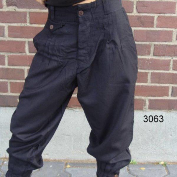 Leonardo Carbone Trousers Faust, brown