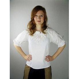 Bluzka Rosamund, kremowy