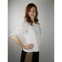 Blusa Rosamund, crema
