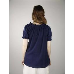 Blouse Morgause, dark blue