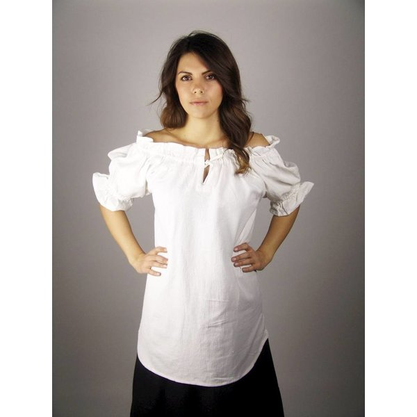 Blouse Morgause, cream