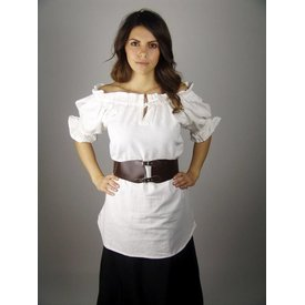 Blouse Morgause, white