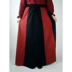 Leonardo Carbone Skirt Inge, black-red