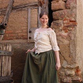 Leonardo Carbone Renaissance skirt, black