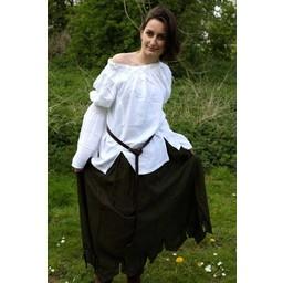 Renesans spódnica czarny
