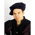 Leonardo Carbone Katoenen baret, rood
