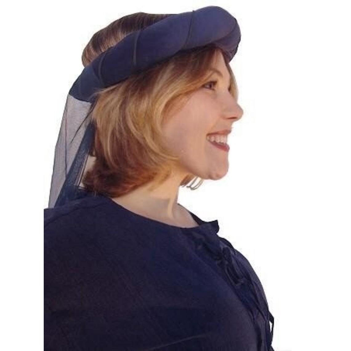 Leonardo Carbone Jonkvrouwenkrans, blauw