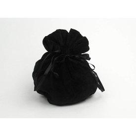 Sacchetto lussuoso Susanna, nero