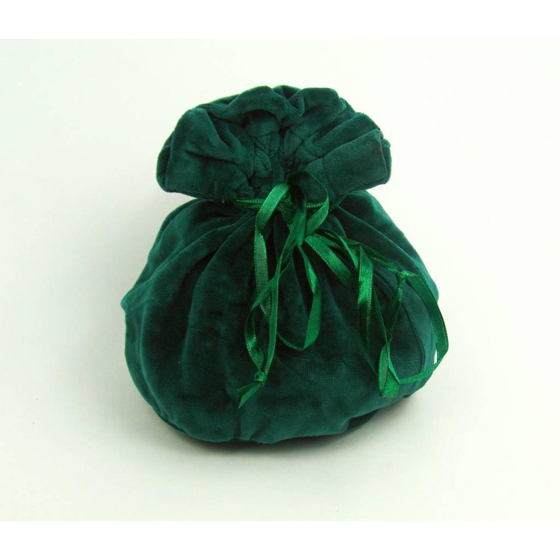 Leonardo Carbone Luxe buidel Susanna, groen