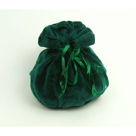Luxe buidel Susanna, groen