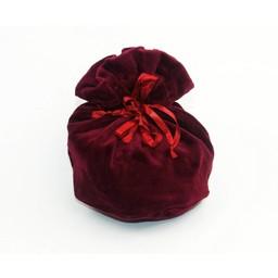 Luxuriöse Beutel Susanna, rot