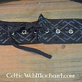 Leonardo Carbone Cintura banda de Tilda, negro