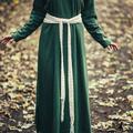 Leonardo Carbone Taillenband Colet, grün