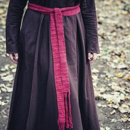 Cintura banda Colet, rojo
