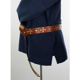 Viking belt Snorre, brown