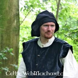 16th century doublet Sea Beggars / Watergeuzen, black