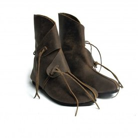 Haithabu boots, brown