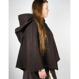 Viking chaperon Alfhild, brown