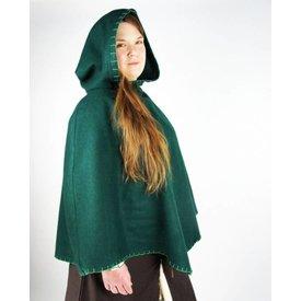 Viking chaperon Alfhild, grøn