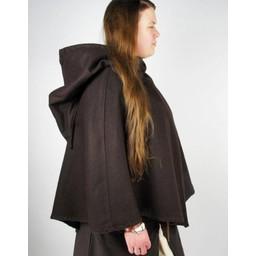 Wikingergugel Alfhild, schwarz
