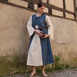 Kleid Marigold, dunkelblau-creme