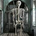 Epic Armoury Voll Skelett