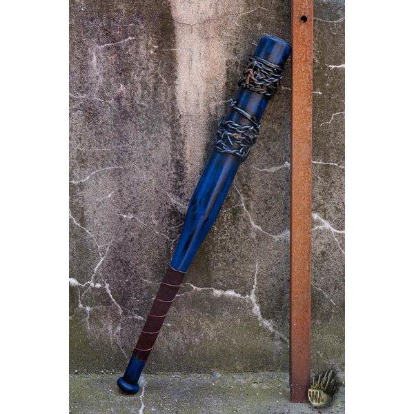 Epic Armoury Larp baseball bat pigtråd, 80 cm, blå