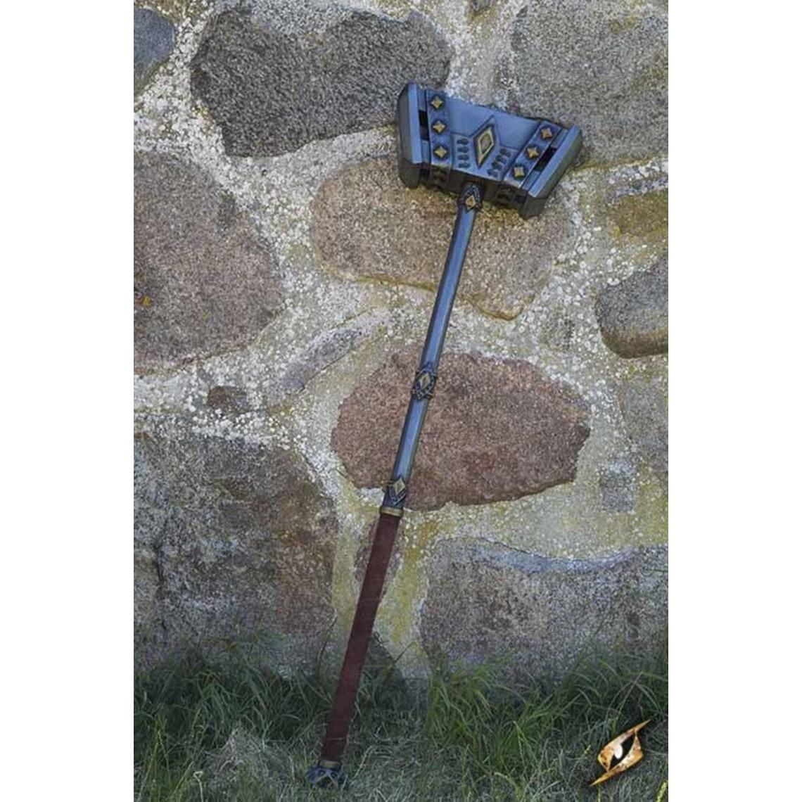 Epic Armoury LARP dwergenhamer, 152 cm