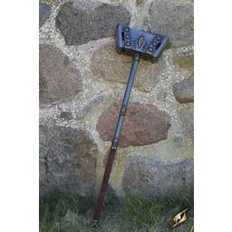 LARP krasnoludzki młot, 152 cm