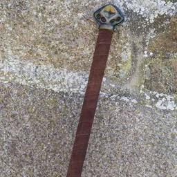 LARP dwarven hammer, 152 cm