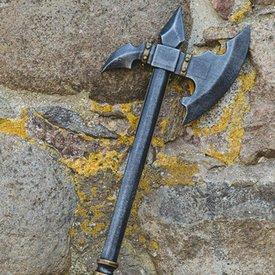 Epic Armoury hache de combat gothique LARP