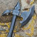 Epic Armoury LARP gótico hacha de batalla