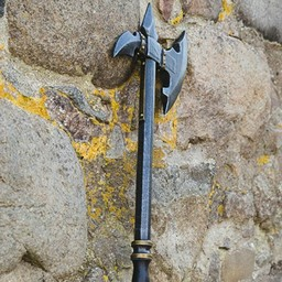 LARP gothic battle axe