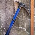 Epic Armoury LARP ijsbijl, blauw