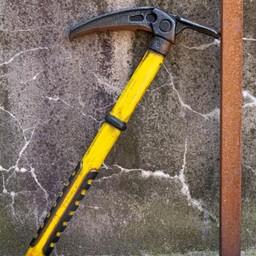 LARP ice axe, yellow