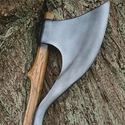 LARP long elven axe