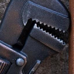 LARP wrench, green