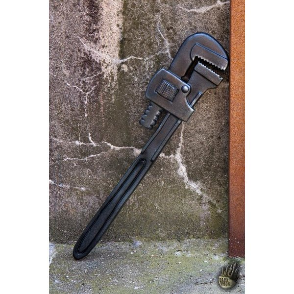 Epic Armoury LARP Schraubenschlüssel, Metall Farbe