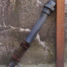 Epic Armoury LARP metallrör, färg stål