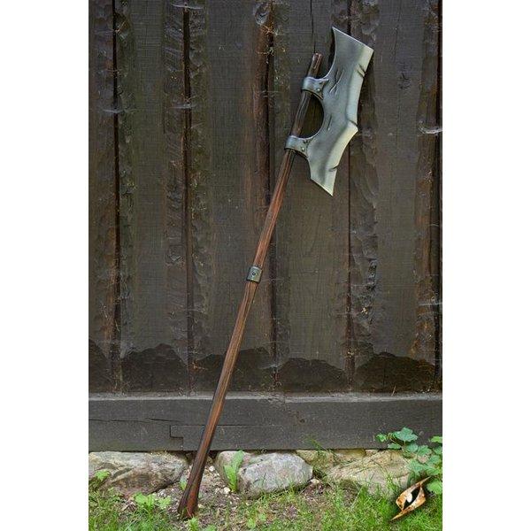 Epic Armoury LARP single bladed axe 190 cm