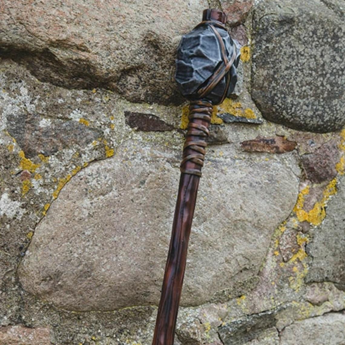 Epic Armoury LARP maza de piedra