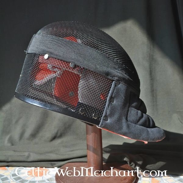 Red dragon Fencing mask S