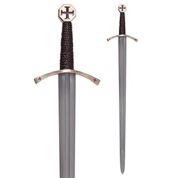 Miecz Templariusz Godfrey de Saint-Omer