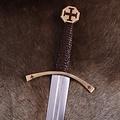 Deepeeka Épée templiers Godfrey de Saint-Omer