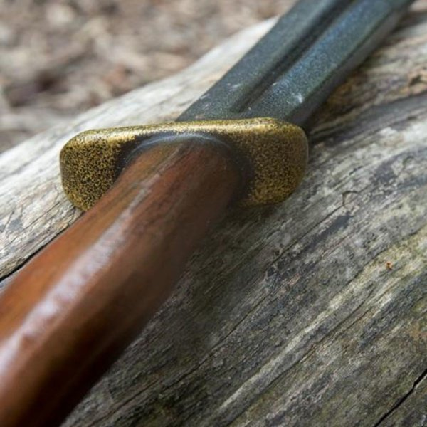 Epic Armoury cuchillo de caza LARP, 46 cm
