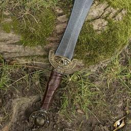 LARP Battleworn Celtic Schwert