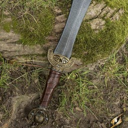 LARP Battleworn Celtic sword