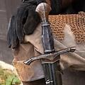 Epic Armoury espada LARP Battleworn guardabosques