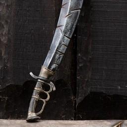 LARP Battleworn Trench knife